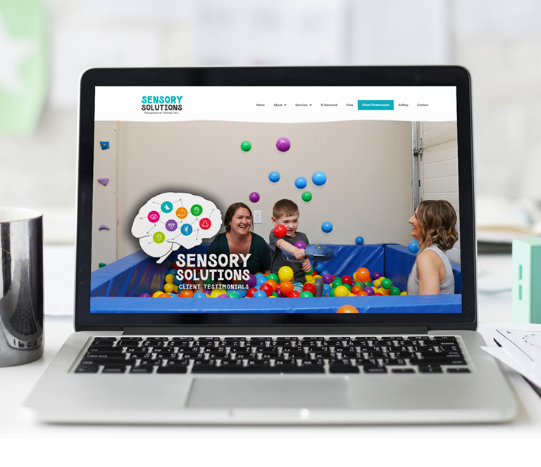 website design Stony Plain